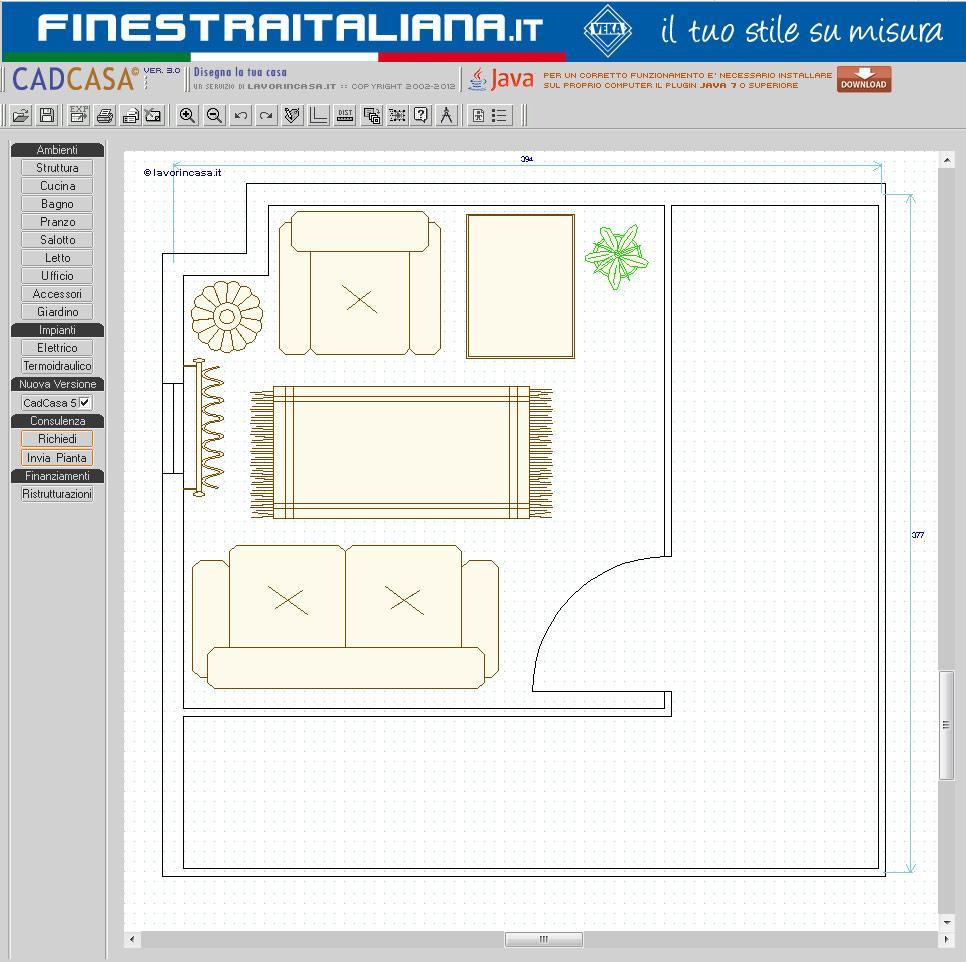 Software giardini gratis programmi per progettare case - Software per progettare casa ...