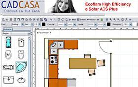 Cadcasa disegna la casa sul web for Disegno impianto riscaldamento a termosifoni